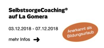 Selbstsorge Coaching auf La Gomera